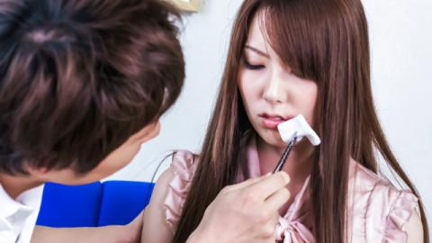 Yui Hatano loves giving asian blowjobs and riding him - JavHD