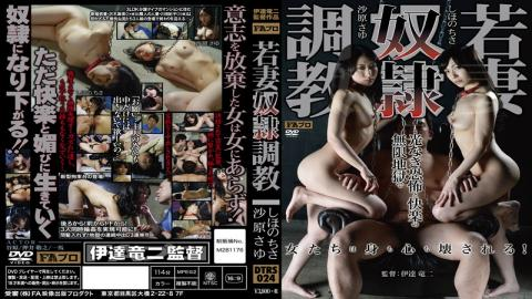 DTRS-024 Women In The Infinite Hell Of Wife Slave Torture Light Without Fear And Pleasure Body And Soul Is Broken!