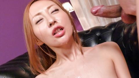 Erena Aihara gets japanese bukkake facials after toy sex - JavHD