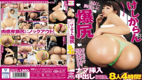 Big Morkal wssr-005 CD2 Inviting Me In For Creampie Sex 8 Ladies 4 Hours - Big Morkal