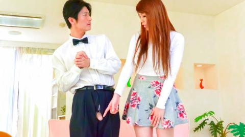 Asian dildo to please naughty Maki Koizumi - JavHD