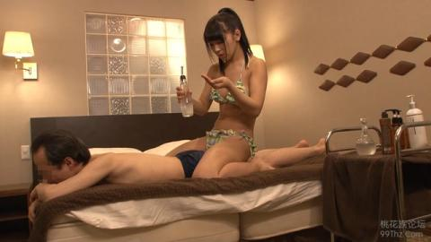Appachi AP-473 We call sexual harassment sexual harassment called as a practical lesson to school girls who came to an interview of business trip oil massage to sing
