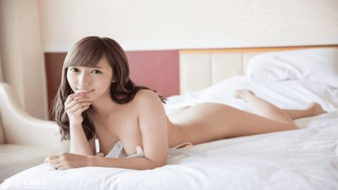 S-Cute 492 Reina #4 Masturbating violently with toys and fingers