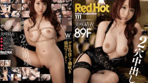 Tokyo-Hot RED-197 Yui Misaki Jav Big Tits Red Hot Fetish Collection VOL.111